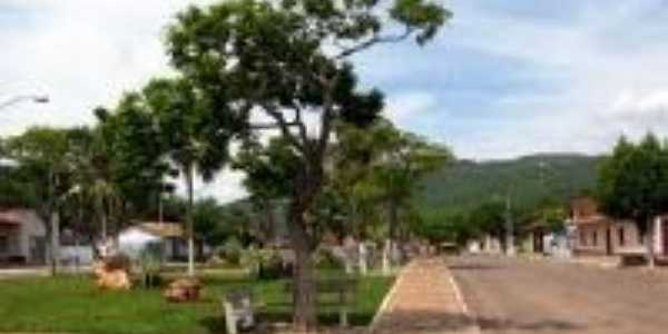 Praça de Monte do Carmo, Por Ada costa