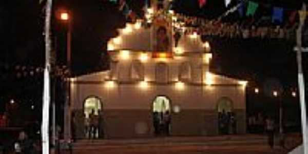 Igreja Matriz de Sambaíba-BA-Foto:Waldecir Marrega