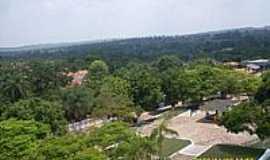 Nazaré - Vista da cidade-Foto:revilmar junior