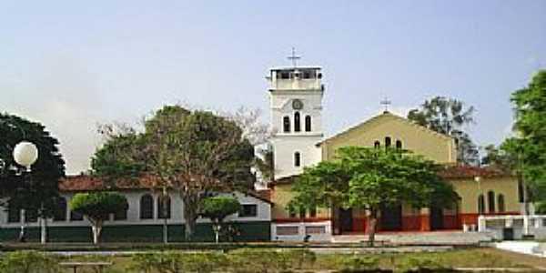 Imagens da cidade de Nazaré - TO