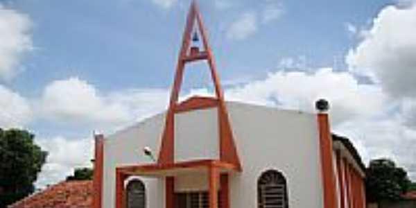 Matriz de São Francisco de Assis-Foto:Vicente A. Queiroz