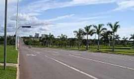 Palmas - Avenida-Foto:CERRADO