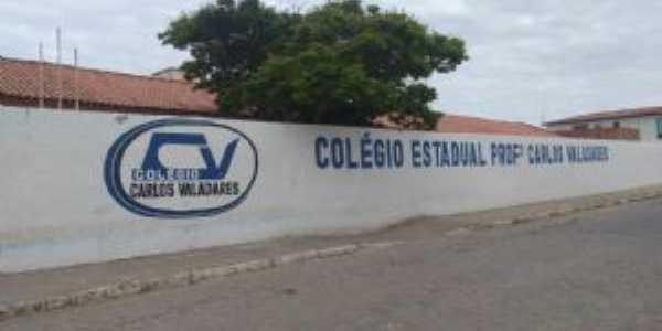 COLÉGIO ESTADUAL PROFESSOR CARLOS VALADARES, Por Alunos do CEPCV