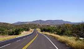 Palmeirópolis - Estrada Jaú-Palmeirópolis foto ROBERTO FONSECA DIAS
