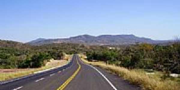 Estrada Jaú-Palmeirópolis foto ROBERTO FONSECA DIAS