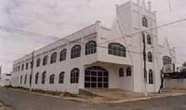 Para�so do Tocantins - Igreja da Assembl�ia de Deus-Foto:marcopollo