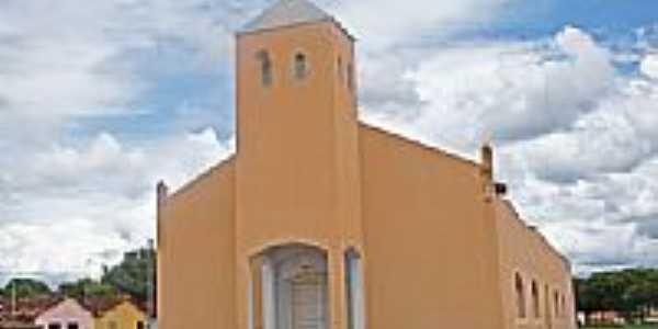 Matriz do Senhor Bom Jesus-Foto:Vicente A. Queiroz