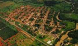 Porto Alegre do Tocantins - Visão aérea da cidade, Por ALANE MALKINE