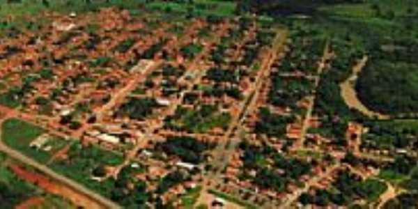 Imagens da cidade de Porto Alegre do Tocantins - TO