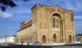 Porto Nacional - Catedral Construida na epoca dos escravos: Paulo S.A., Por Paulo Santana Alencar