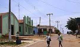 Recursolândia - Rua de Recursolândia-Foto:recursolandia.to.