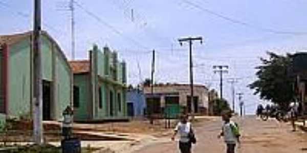 Rua de Recursolândia-Foto:recursolandia.to.
