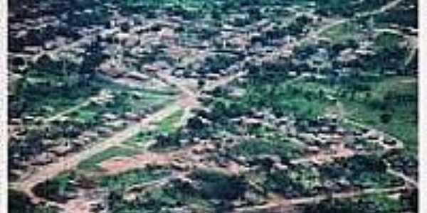 Vista aérea de Recursolândia-Foto:guiabr.net