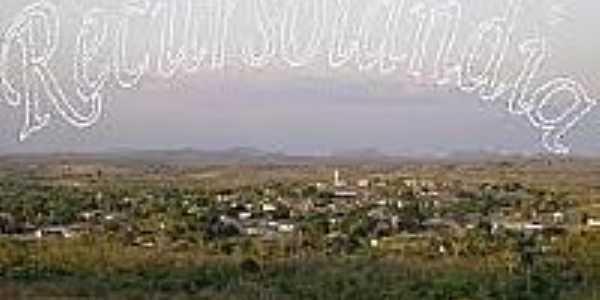 Vista da cidade de Recursolândia-Foto:turismopelobrasil.