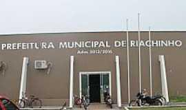 Riachinho - Riachinho-TO-Prefeitura Municipal-Foto:W.K.L.A INFORMATICA