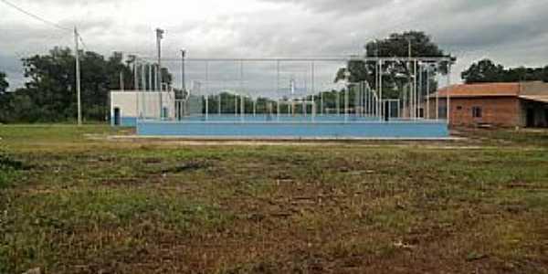 Riachinho-TO-Quadra de Esportes-Foto:ivammax