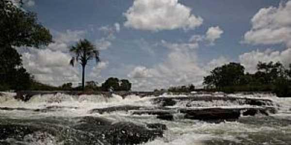 Cachoeiras e corredeiras  em Rio da Conceição - TO