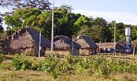 Santa Fé do Araguaia - Aldeia Indígina-Foto:Erick Aniszewski