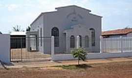Santa Maria do Tocantins - Igreja da CCB em Santa Maria do Tocantins-Foto:Lautenir