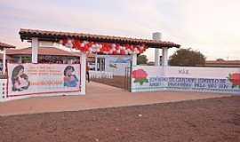 Santa Rita do Tocantins - Santa Rita do Tocantins-TO-Inauguração da Escola rural Menino Jesus-Foto:santarita.to.gov.br