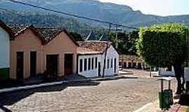 Santa Rosa do Tocantins - Casario-Foto:encantosdocerrado