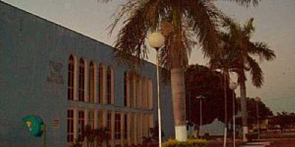 Santa Rosa do Tocantins-TO-Prefeitura Municipal-Foto:Juliana Quintiliano dos Santos