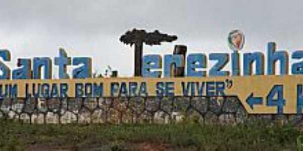 Imagens da cidade de Santa Terezinha do Tocantins - TO
