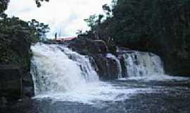 São Bento do Tocantins - Cachoeira-Foto:Jhampson Endryo