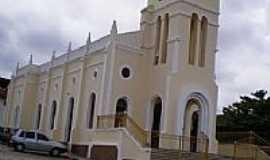 Santa Inês - Igreja Matriz-Foto:edemilson.razera