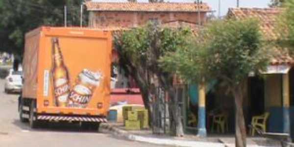 Rua afonso Pena,São Miguel do Tocantins-To, Por Manoel Deuzivan