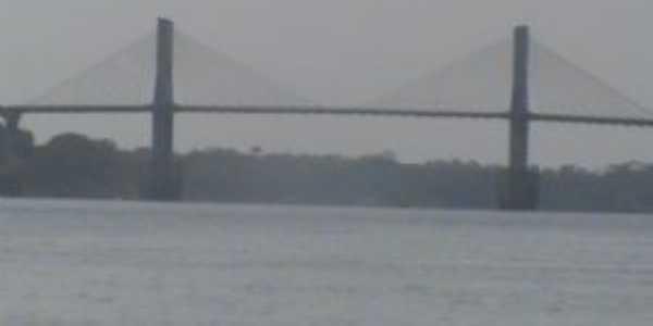 ponte sobre rio tocantins, Por Manoel Deuzivan