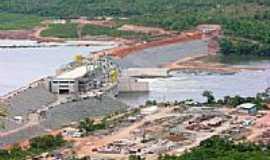 São Salvador do Tocantins - Represa-Foto:Orlando Gonçalves