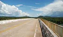 São Salvador do Tocantins - Ponte sobre o Rio Tocantins-Foto:daniel barros pereir…