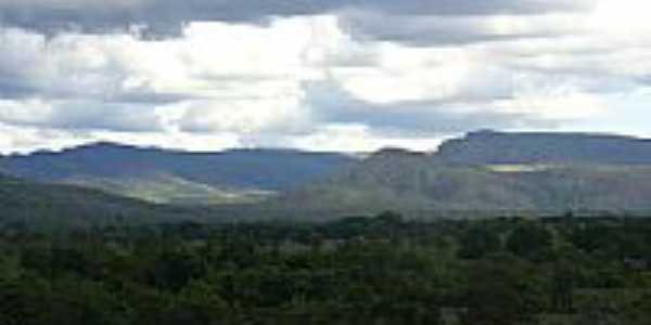 Vista da região-Foto:Israel Oliveira