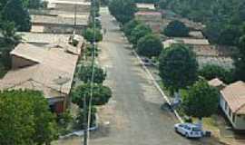 S�o Sebasti�o do Tocantins - Rua Jos� dos Passos Milhomen-Foto:DENISON PABLO DE SOU�