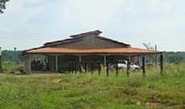 São Sebastião do Tocantins - Casa área rural-Foto:Orlando Gonçalves