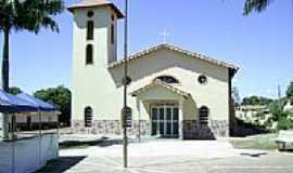 Silvanópolis - Igreja-Foto:davifilho