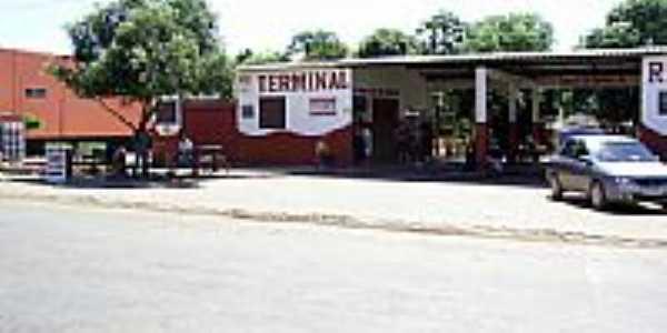 Terminal Rodoviário-Foto:davifilho