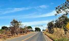 Taguatinga - Chegando em Taguatinga-TO-Foto:jackson a de moura