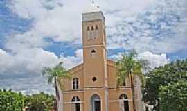 Taguatinga - Matriz de N.Sra.da Abadia em Taguatinga-TO-Foto:Vicente A. Queiroz