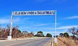 Taguatinga - Portal de Taguatinga-TO-Foto:jackson a de moura
