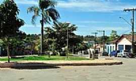 Taguatinga - Praça em Taguatinga-TO-Foto:jackson a de moura