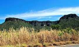 Taguatinga - Serra em Taguatinga-TO-Foto:jackson a de moura