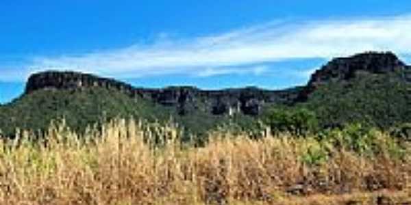 Serra em Taguatinga-TO-Foto:jackson a de moura