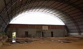 Taipas do Tocantins - Construção da Quadra Poliesportina Coberta