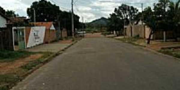 Rua de Taquaralto-Foto:Glamar