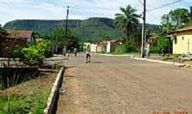 Taquarussu do Tocantins - Rua de Taquarussu-Foto:giovanerm