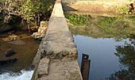 Taquarussu do Tocantins - Barragem no Rio Taquarussu-Foto:giovanerm