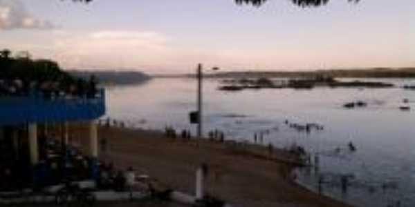 Margem do Rio Tocantins, Por Max