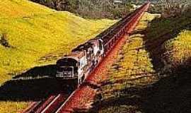 Tupirama - Ferrovia-Foto:maranhaomaravilha